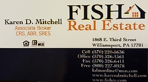 Karen D. Mitchell, Fish Real Estate